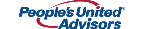 People's United Advisors official logo