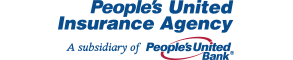 Peoples' United Insurance Agency official logo. PUIA is a subsidiary of People's United Bank.