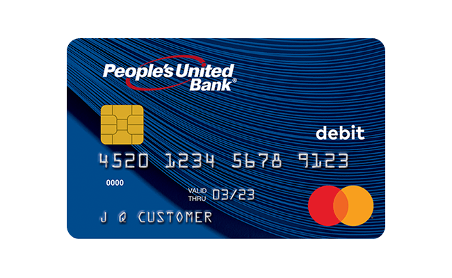 Front image of World Premier Debit Mastercard